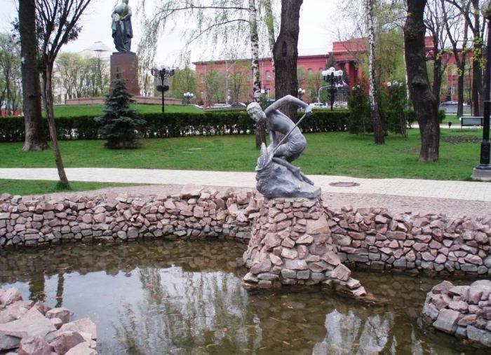 Ретро Киев: ТОП-5 старейших фонтанов города, история которых впечатляет, фото-12