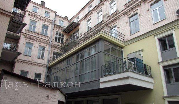 Царь-балконы наступают: Киев и 5 осенних шедевров, - ФОТО, фото-4