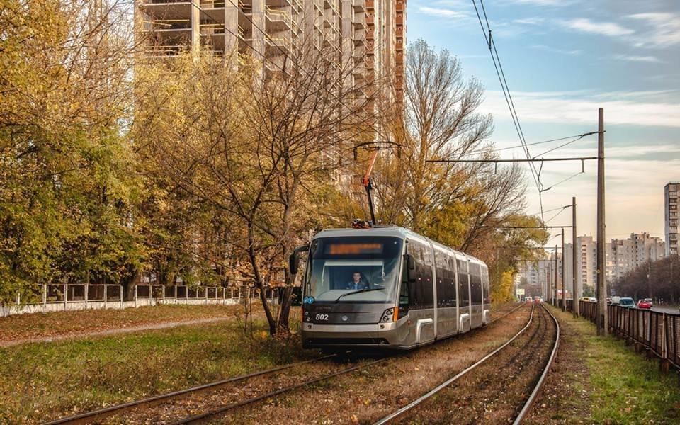 Скоростные трамваи № 2 и № 3 временно прекратили работу, фото-1