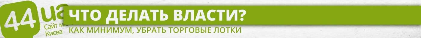 В Киеве оборудовали дорожку для слепых. Она упирается в торговые раскладки, - ФОТО, фото-3