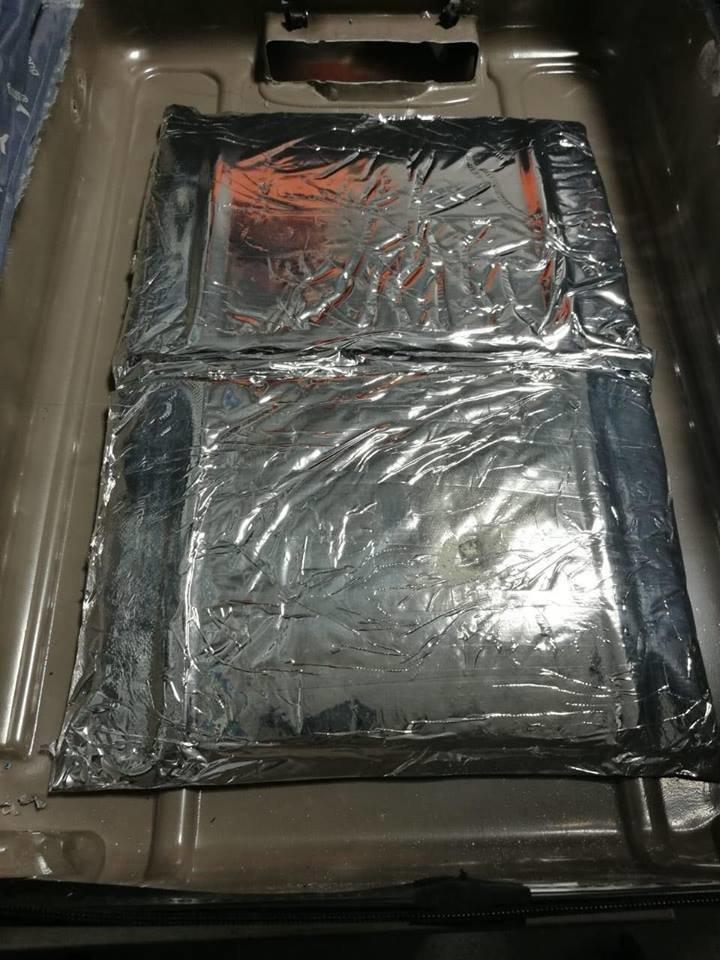 В Украину с чемоданом кокаина: в Жулянах схватили наркокурьера, фото-1