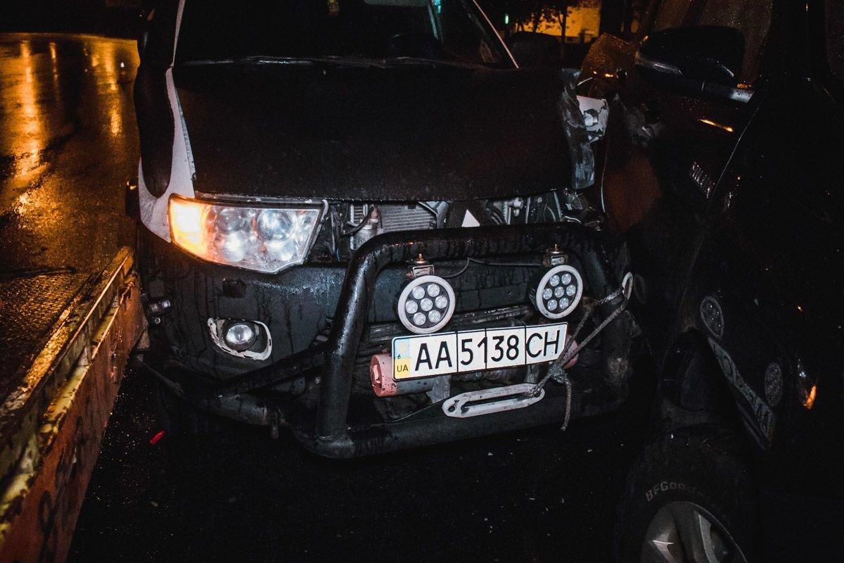 Пьяный раллийный гонщик устроил аварию  и кричал на полицейских, - ФОТО, ВИДЕО, фото-1