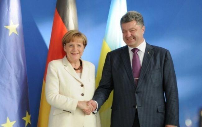 В Киев прилетит Ангела Меркель: в центре внимания минские соглашения и конфликт на Донбасе, фото-1