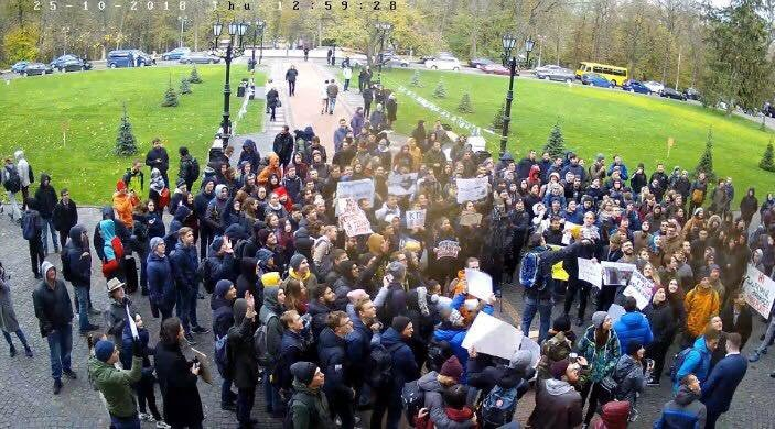 «КПИ – не бизнес»: студенты «Политеха» взбунтовались против проректора , фото-5