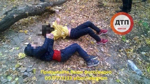 В Киеве горе-мать утопила своих детей, - ФОТО, фото-1