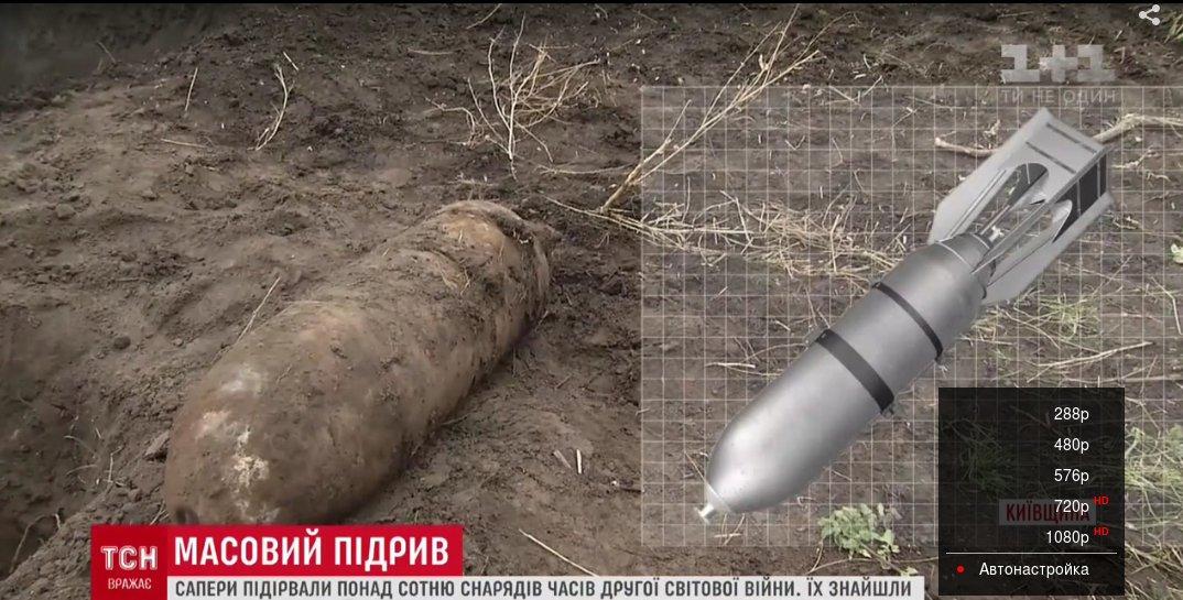 В лесах под Киевом нашли заброшенный склад снарядов Второй Мировой войны. Сейчас боеприпасы уничтожают, - ФОТО, ВИДЕО, фото-2