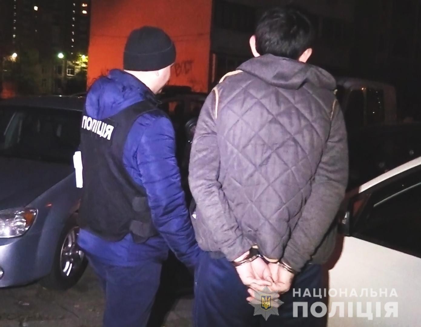 Боги конспирации: убегая от полиции  квартирные воры протаранили 10 машин, - ФОТО, ВИДЕО, фото-3