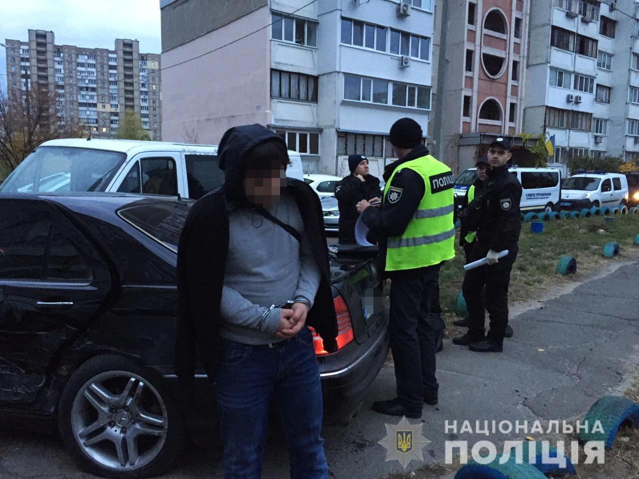 Боги конспирации: убегая от полиции  квартирные воры протаранили 10 машин, - ФОТО, ВИДЕО, фото-5