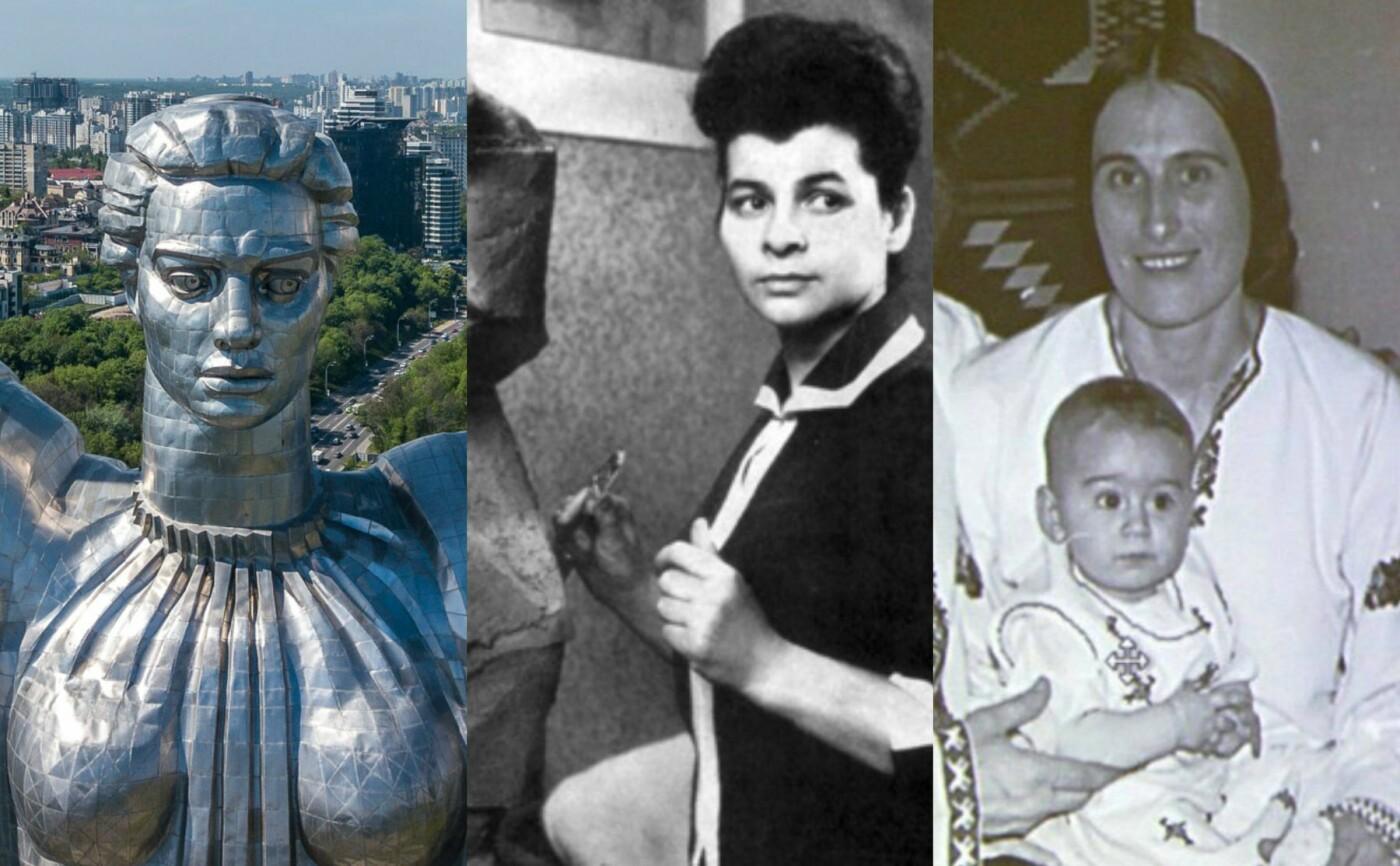 На фото Галина Кальченко и Нина Данилейко в молодости. Снимок супруги скульптора в сети, к сожалению, не нашли.