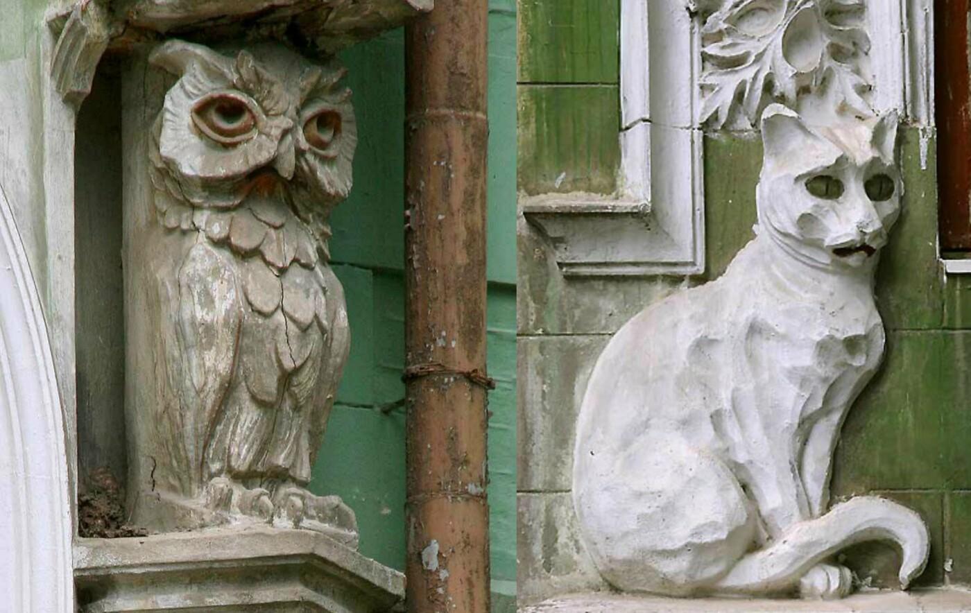 Ретро Киев: ТОП-5 старинных домов столицы, которые потрясают своей красотой, фото-7