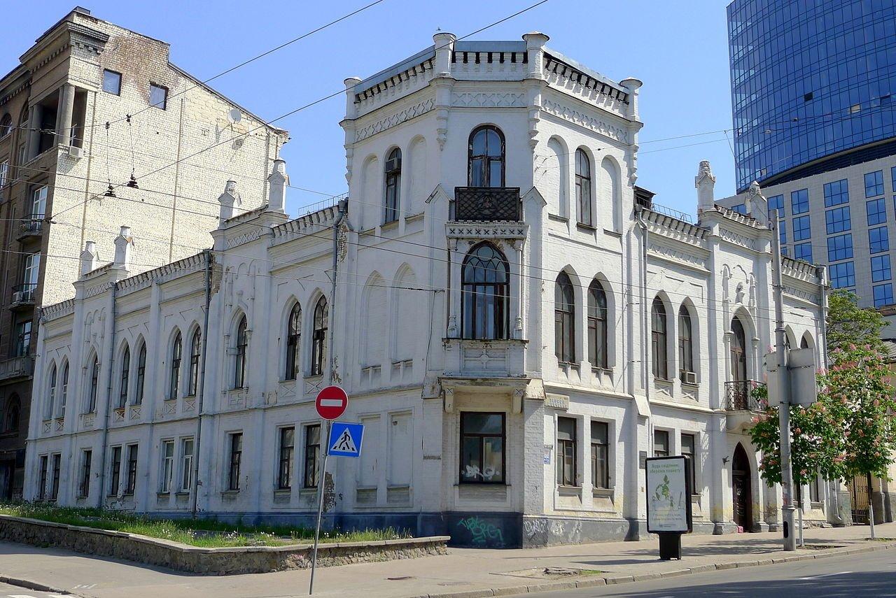 Ретро Киев: ТОП-5 старинных домов столицы, которые потрясают своей красотой, фото-1