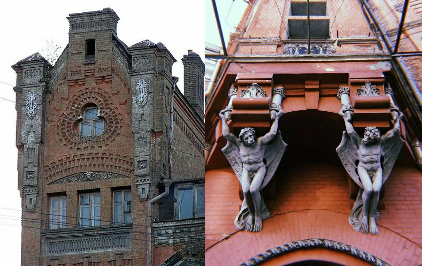 Ретро Киев: ТОП-5 старинных домов столицы, которые потрясают своей красотой, фото-11