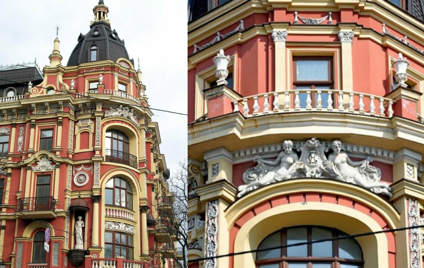 Ретро Киев: ТОП-5 старинных домов столицы, которые потрясают своей красотой, фото-19