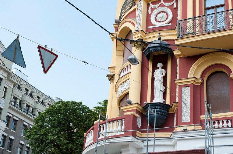 Ретро Киев: ТОП-5 старинных домов столицы, которые потрясают своей красотой, фото-18