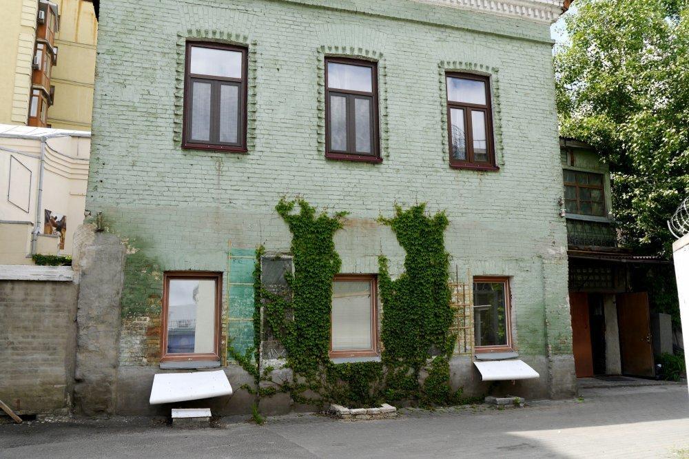 Ретро Киев: ТОП-5 старинных домов столицы, которые потрясают своей красотой, фото-16, Эльдар Сарахман