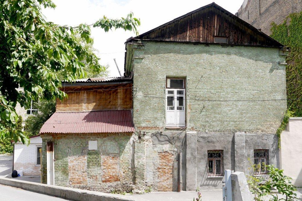 Ретро Киев: ТОП-5 старинных домов столицы, которые потрясают своей красотой, фото-15, Эльдар Сарахман