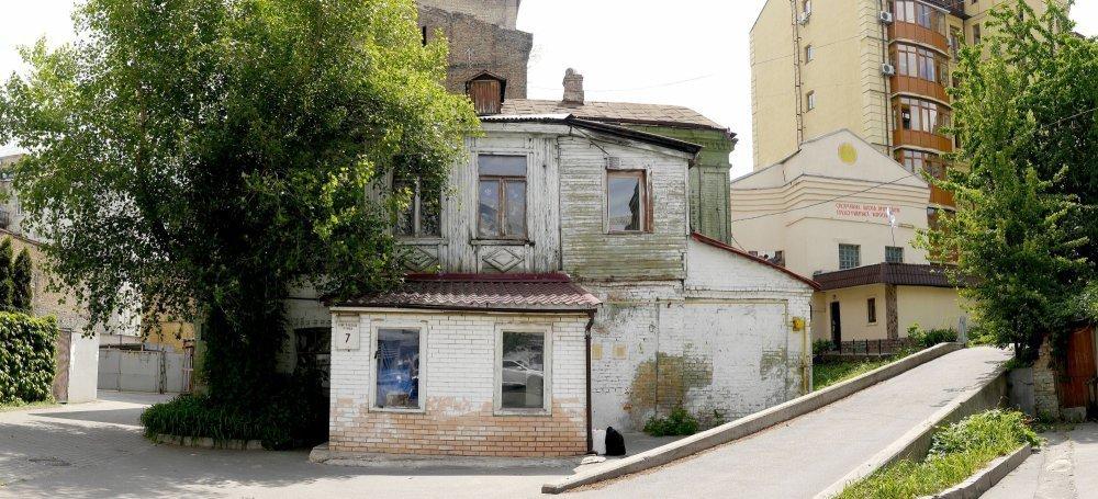 Ретро Киев: ТОП-5 старинных домов столицы, которые потрясают своей красотой, фото-13, Эльдар Сарахман