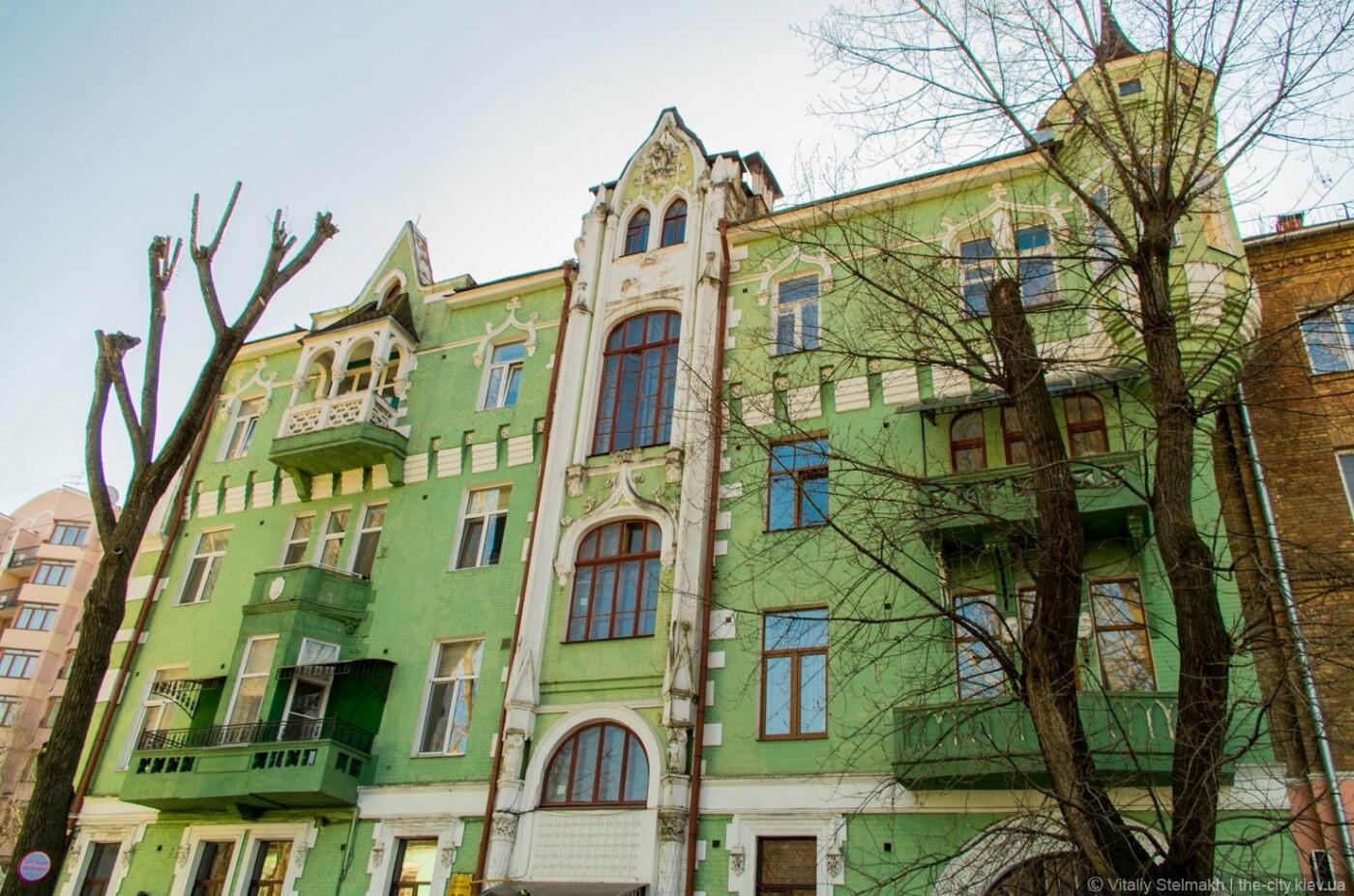 Ретро Киев: ТОП-5 старинных домов столицы, которые потрясают своей красотой, фото-6