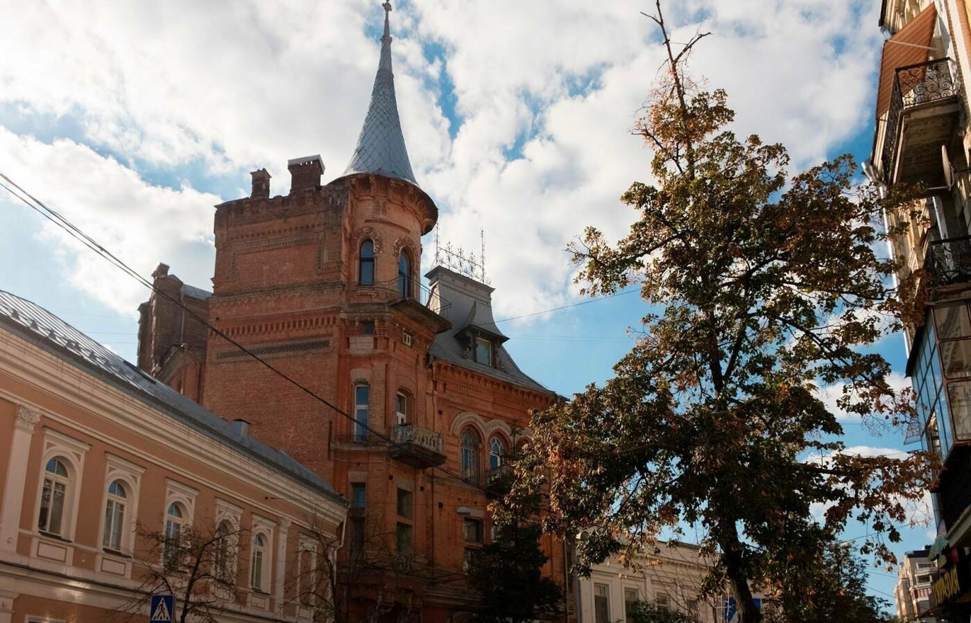 Ретро Киев: ТОП-5 старинных домов столицы, которые потрясают своей красотой, фото-12