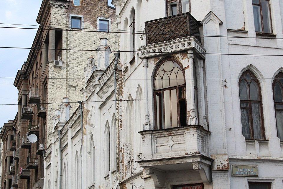 Ретро Киев: ТОП-5 старинных домов столицы, которые потрясают своей красотой, фото-3