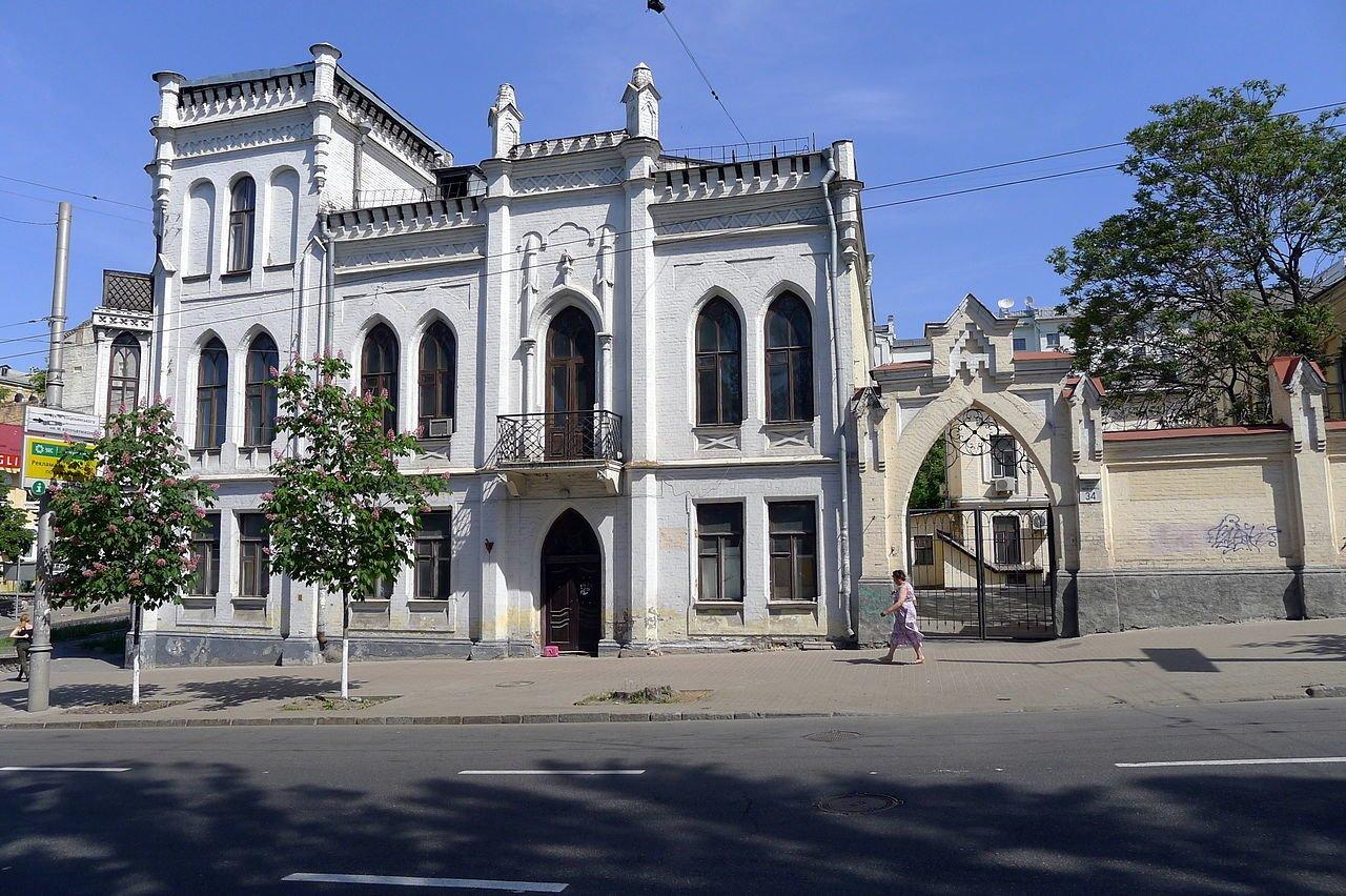 Ретро Киев: ТОП-5 старинных домов столицы, которые потрясают своей красотой, фото-2