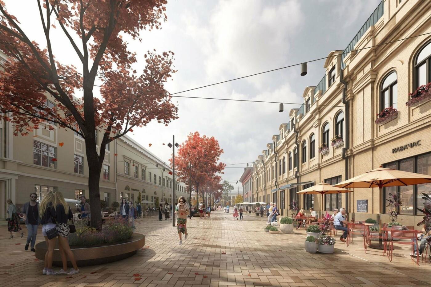 На Подоле реконструируют знаменитую улицу Сагайдачного, фото-3