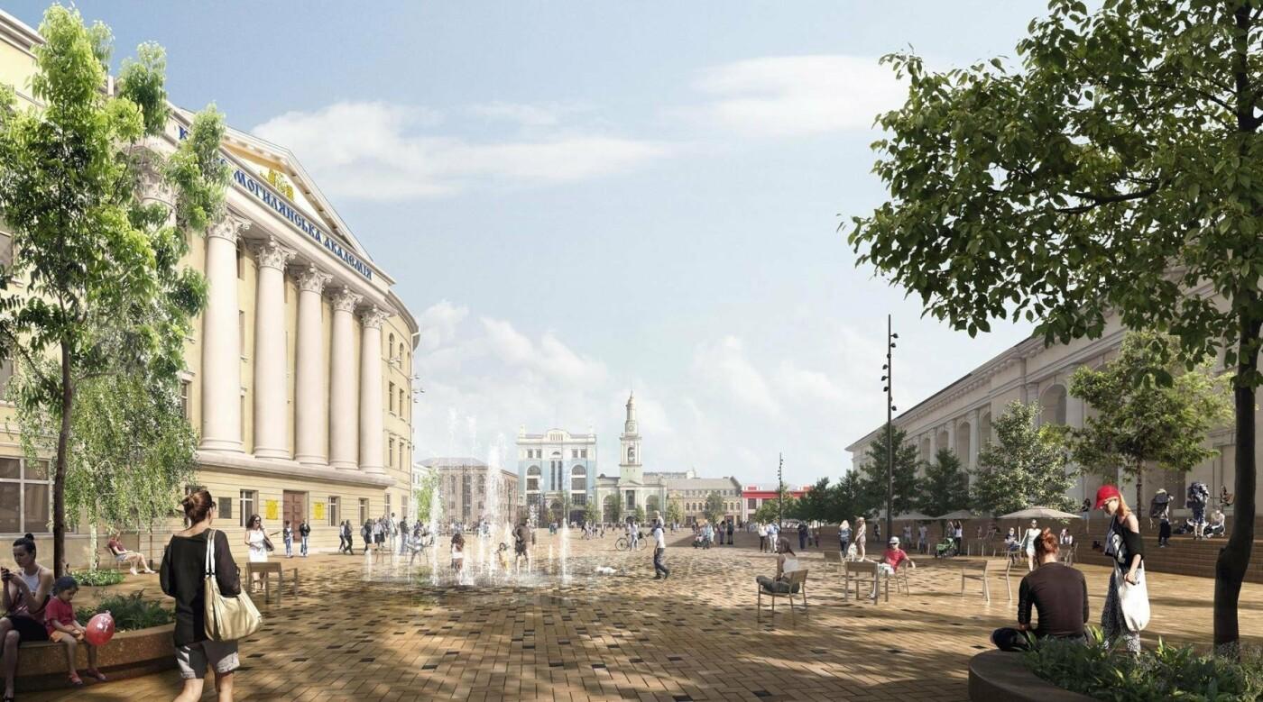 На Подоле реконструируют знаменитую улицу Сагайдачного, фото-2