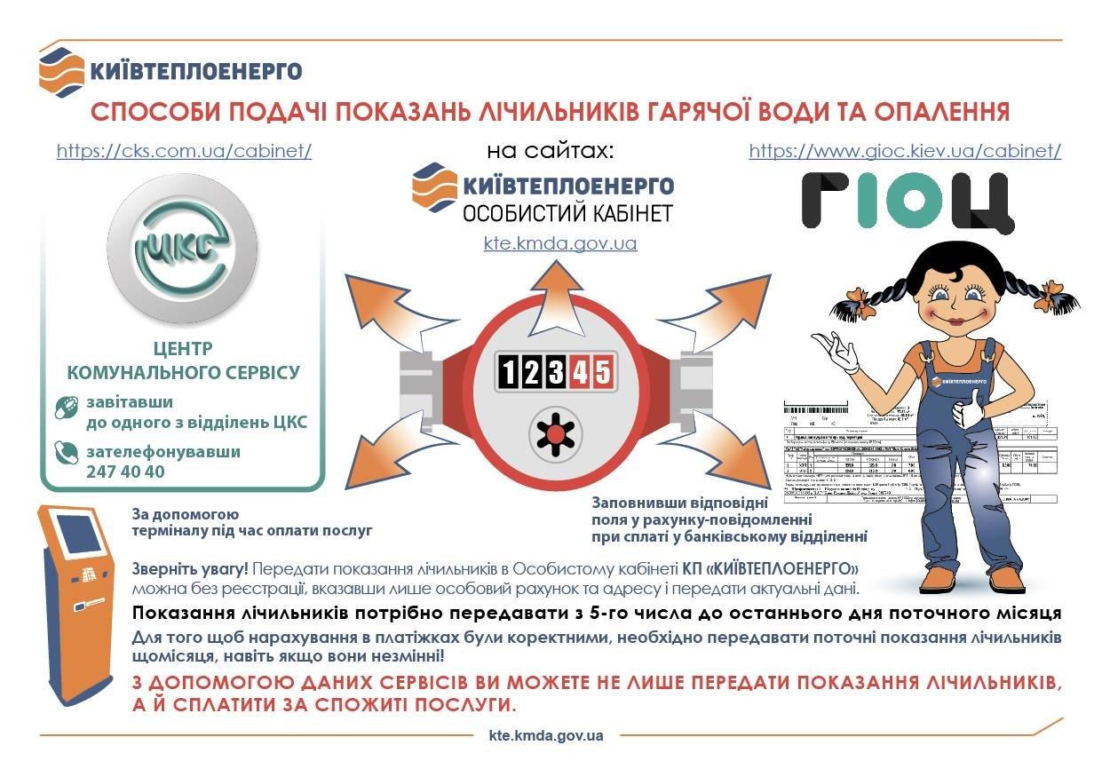 """Не надо так: в """"Киевтеплоэнерго"""" просят не отправлять показания счетчиков в Facebook, фото-1"""