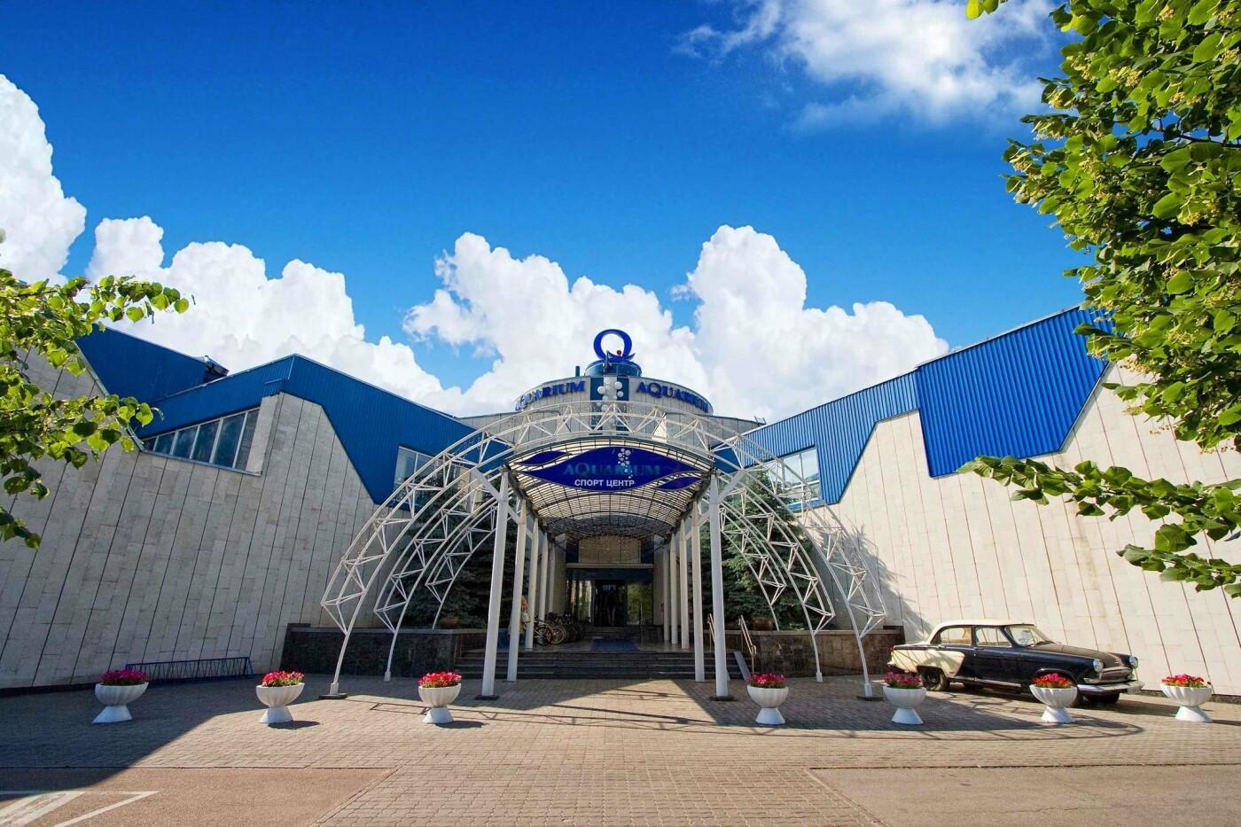 Иначе снесут: на Оболони просят восстановить единственный спорт-комплекс ″Чайка″, фото-1, Фото: Facebook/AquariumFitnessCenter