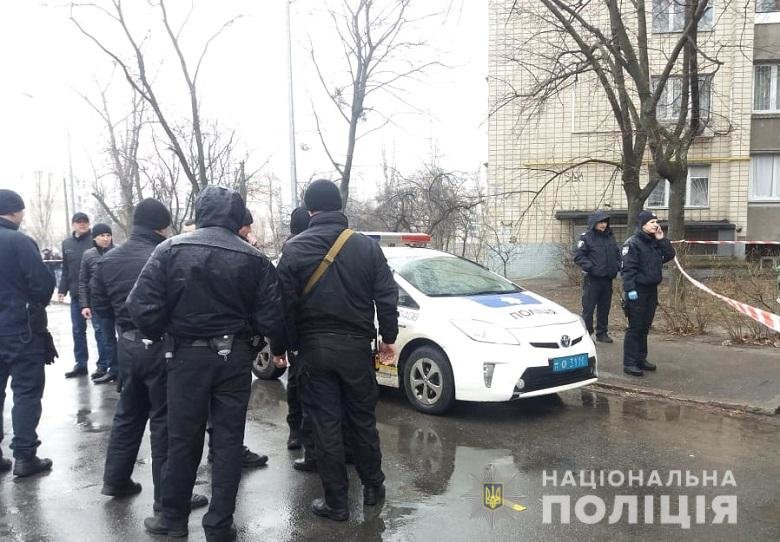 Во дворе дома в Днепровском районе застрелили мужчину, - ФОТО, фото-2