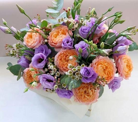 В праздник 8 марта, без сомнения, цветы!, фото-1
