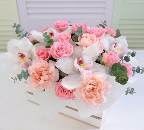 В праздник 8 марта, без сомнения, цветы!, фото-2