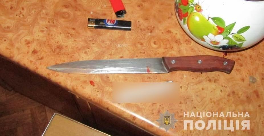 Играли в карты: под Киевом мужчина зарезал товарища и сбежал, фото-1