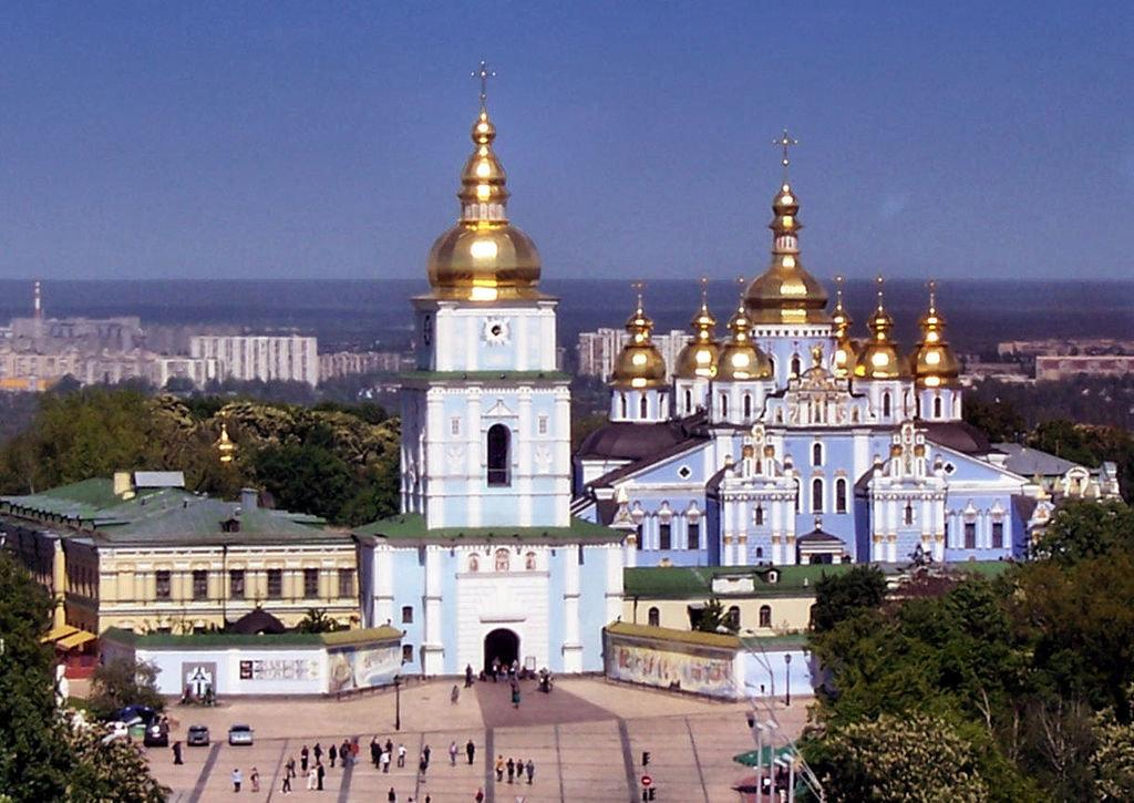 Михайловский Златоверхий монастырь, Фото: wikipedia.org