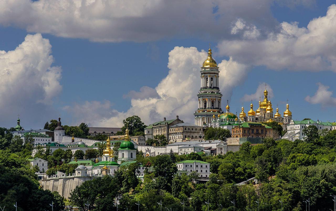 Киево-Печерская лавра, Фото: wikipedia.org