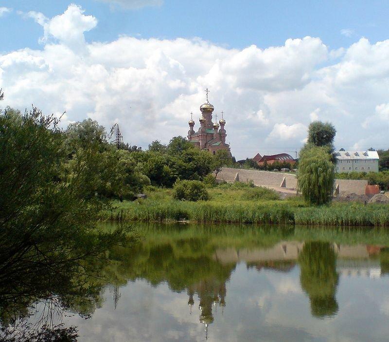 Голосеевская пустынь, Свято-Покровский мужской монастырь