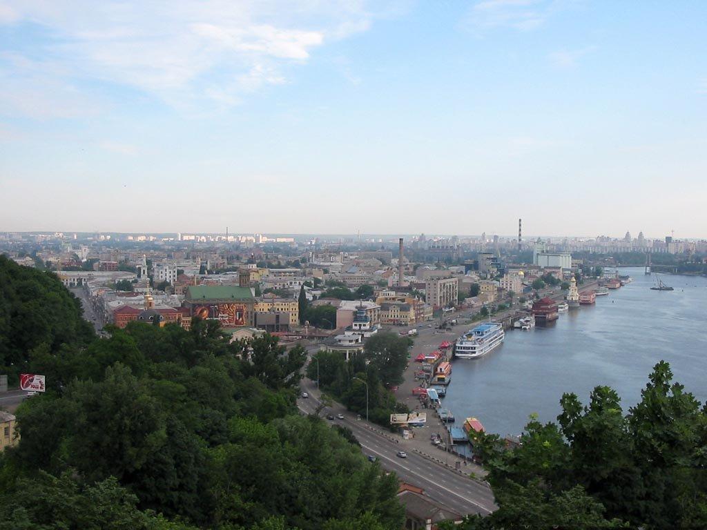 Вид на Подол, Фото: wikipedia.org