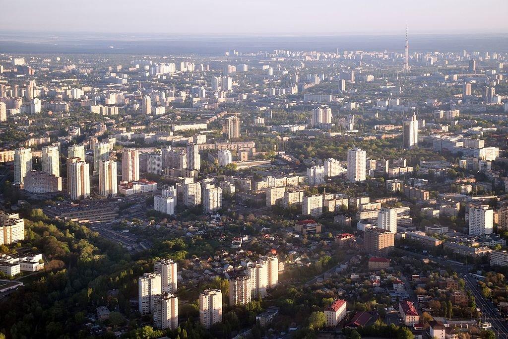 Районы Киева - почему они так называются