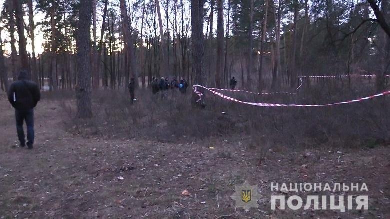 В киевском парке обнаружили тело младенца, - ФОТО, фото-1
