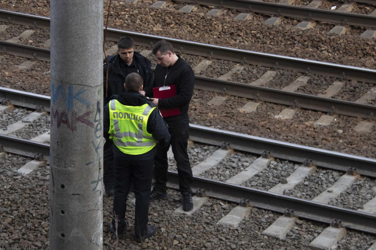 Под колесами поезда возле Киева погиб 43-летний мужчина, - ФОТО, фото-1, Фото: Информатор