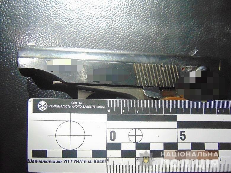 Не растерялся: киевлянин задержал напавшего на него с женой мужчину с пистолетом, - ФОТО, фото-2