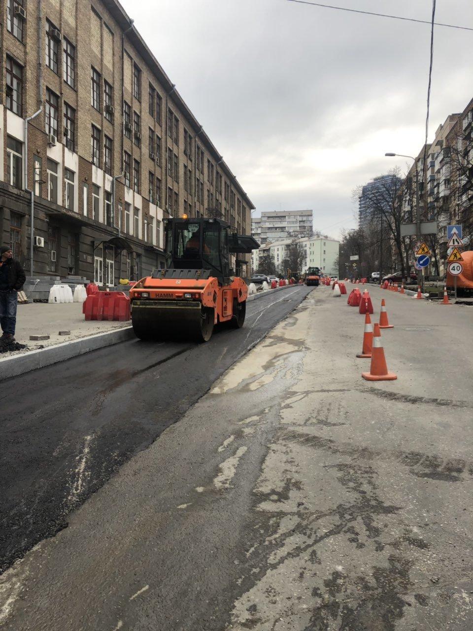 Как проходит реконструкция улицы Ивана Федорова в Киеве, - ФОТО, фото-2