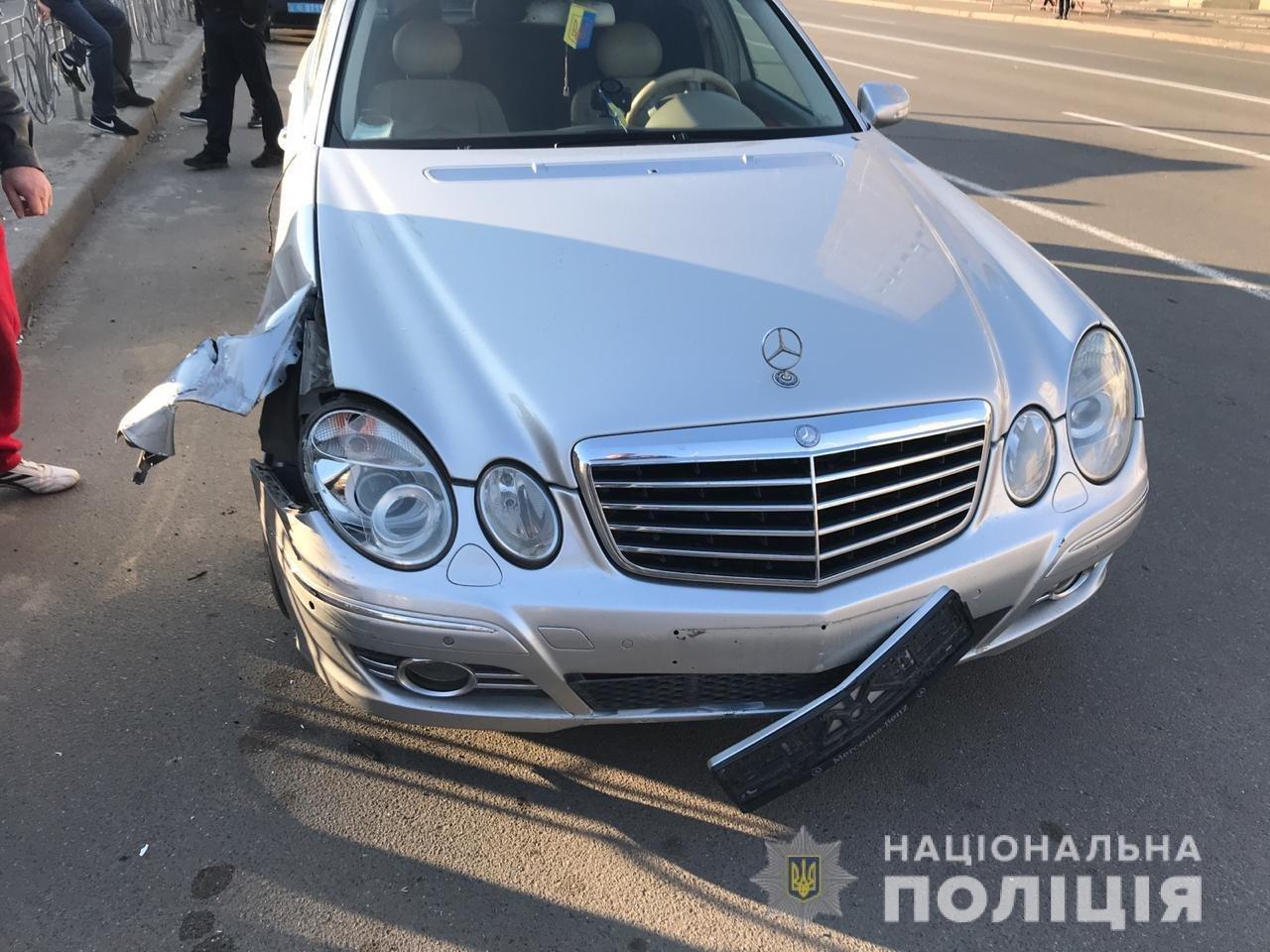Cбил велосипедиста и скрылся с места ДТП: под Киевом задержали пьяного виновника аварии, фото-1