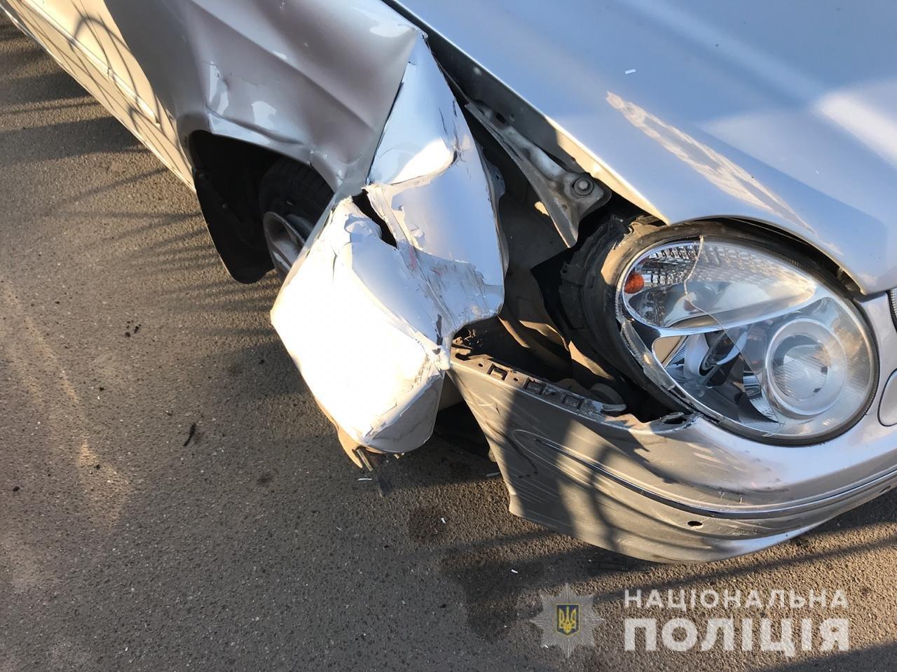 Cбил велосипедиста и скрылся с места ДТП: под Киевом задержали пьяного виновника аварии, фото-2