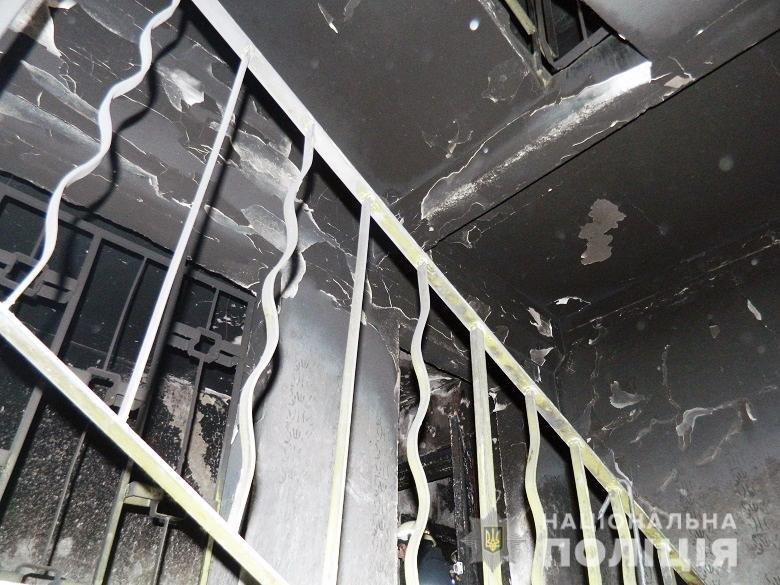 В Киеве задержали мужчину, который поджег квартиру с женой и детьми, фото-2