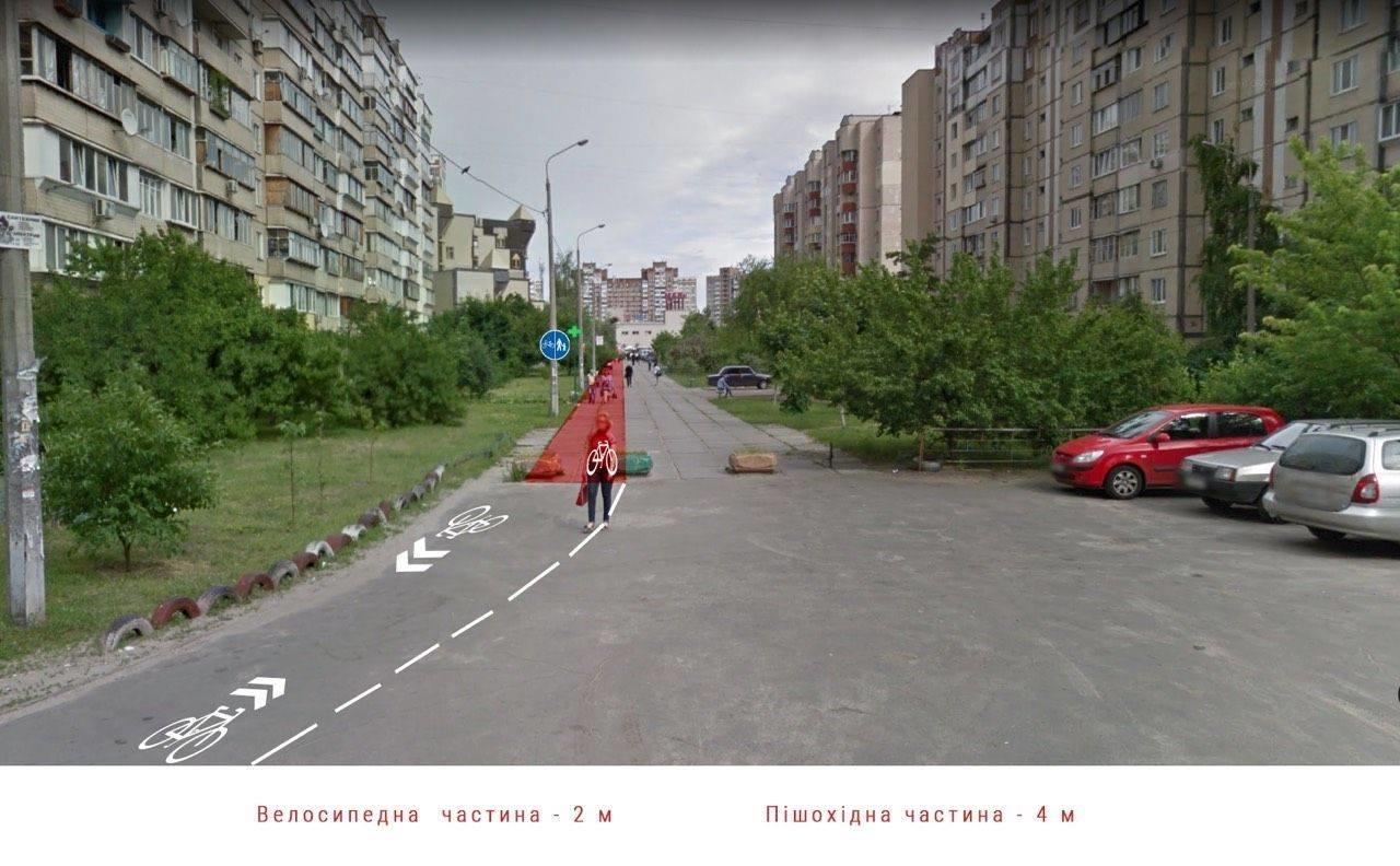 На Троещине в Киеве начали реконструкцию бульвара, - ФОТО, фото-3