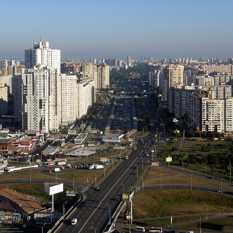 На Позняках в Киеве предлагают создать общественный парк, фото-2, Фото: uk.wikipedia.org