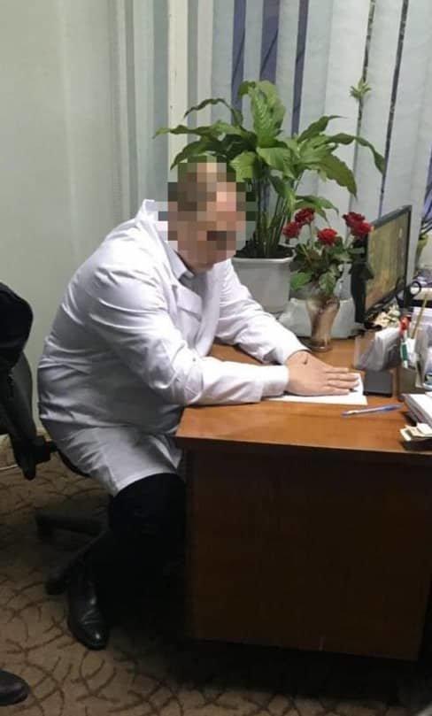 В Киеве будут судить врачей, требовавших взятку у АТОшника за установление инвалидности, фото-3
