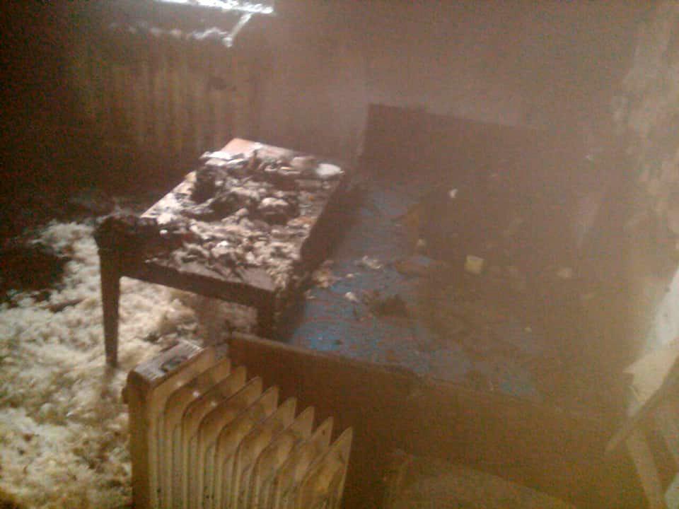 Под Киевом при пожаре погибла 90-летняя женщина, - ФОТО, фото-1