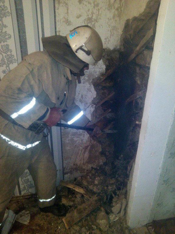 Под Киевом при пожаре погибла 90-летняя женщина, - ФОТО, фото-2